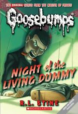 Classic Goosebumps: Night of the Living Dummy 1 by R. L. Stine (2008, Paperback)