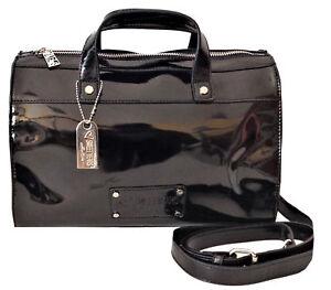 Borsa-Shopping-Bauletto-Sweet-Years-Donna-Vernice-Woman-Bag-Shoulder-Bag-Satchel