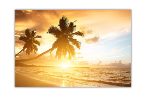 Tropical Beach Landscape Poster Wall Prints Home Decoration Art Pictures