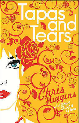 """""""AS NEW"""" Higgins, Chris, Tapas and Tears, Paperback Book"""