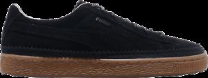 SUEDE CLASSIC BROGUE Shoe/ PUMA BLACK