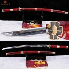 Sandai Kitetsu in One Piece Roronoa Zoro Katana Japanese Samurai Sword Sharp