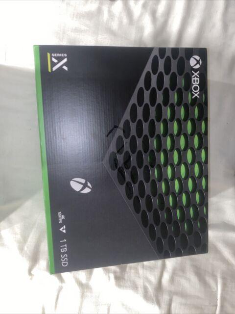 Microsoft Xbox Series X 1TB Video Game Console - Black Ready To Ship