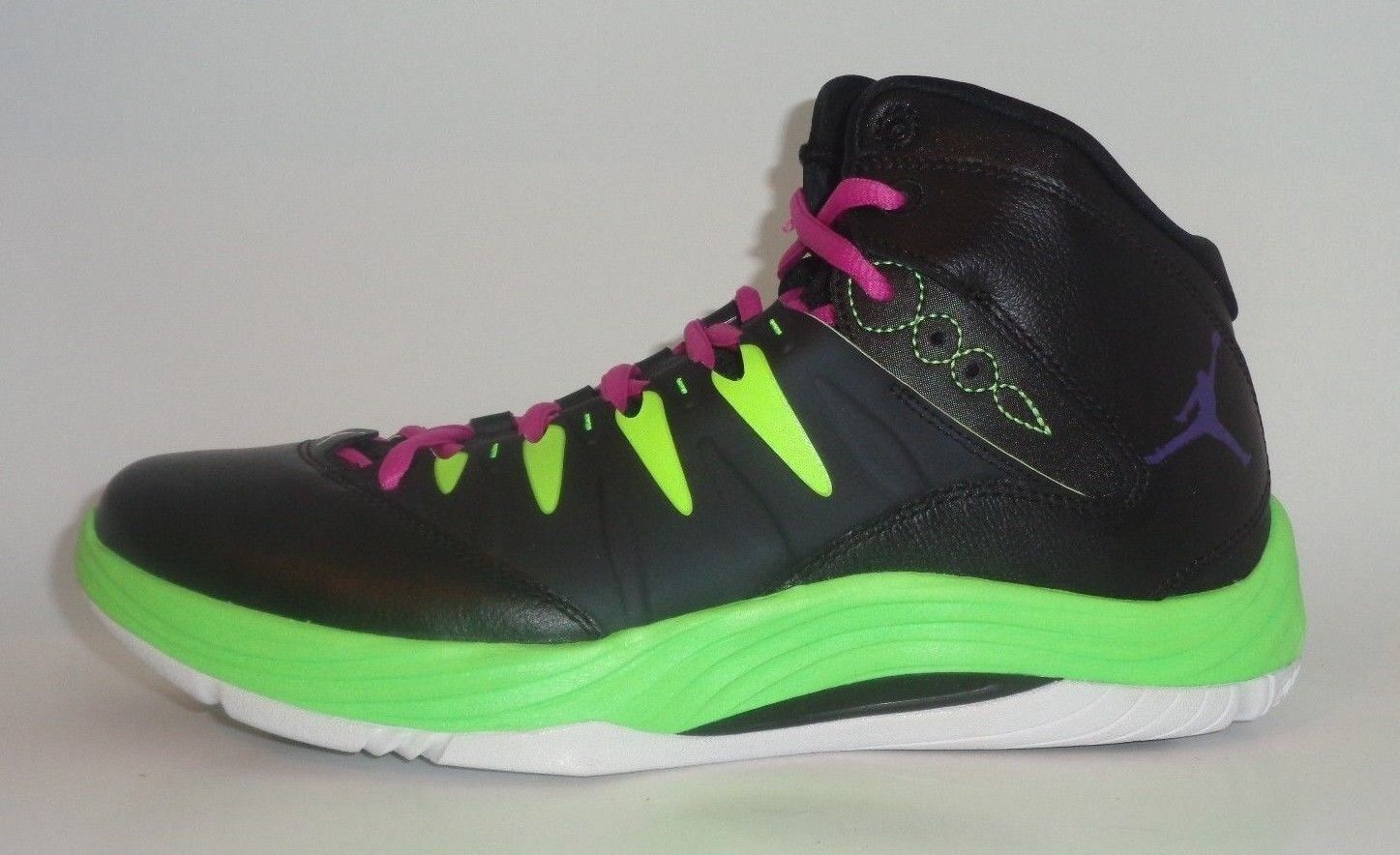 Jordan Prime.fly / Homme Chaussures de Basketball Noir / Prime.fly Cour Purple-Flash 1bf571