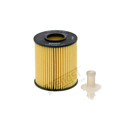 Fits Toyota Avensis T25 2.2 D-CAT Genuine Hella Hengst Engine Oil Filter Insert