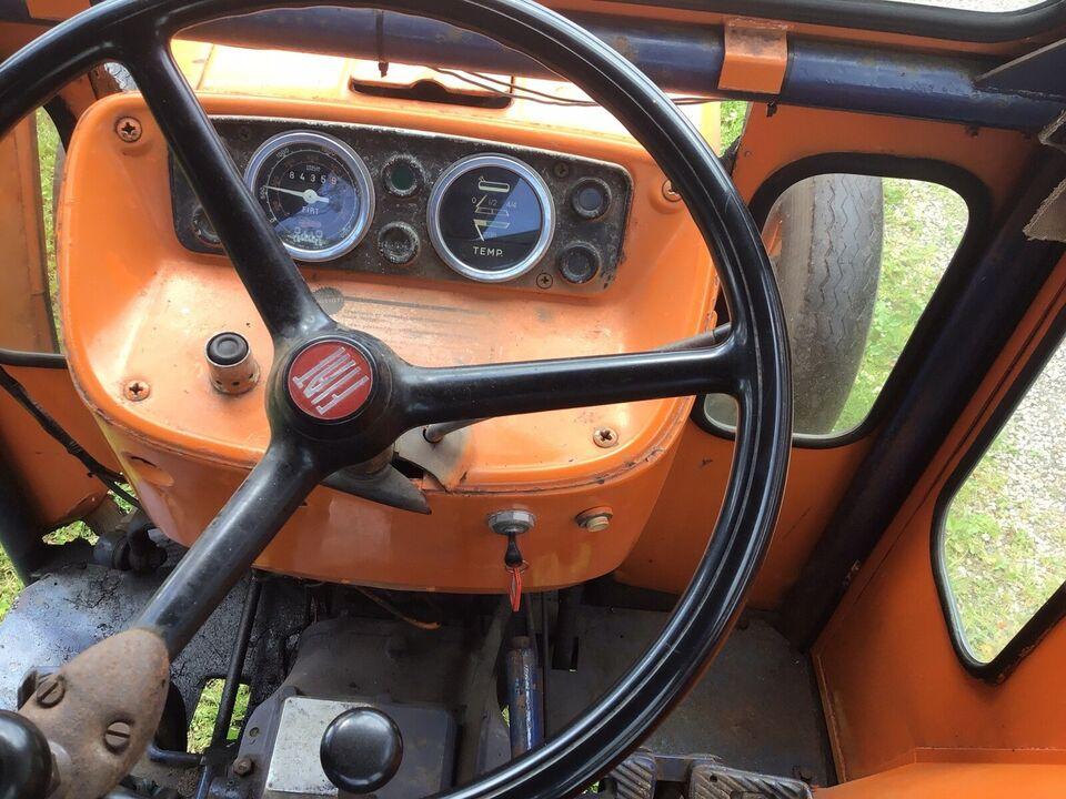 Fiat 650, 8000 timer