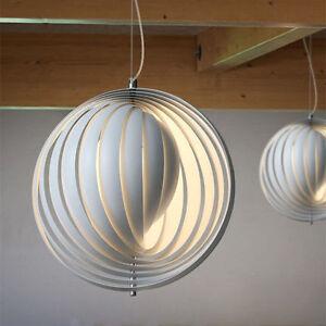 Image Is Loading Modern Art Design Moon Pendant Lamp Ceiling Light