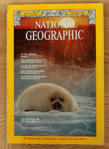 National-Geographic-January-1976-Haiti-Stockholm-Moses-Owens-Valley-Harp-Seals