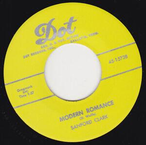 SANDFORD-CLARK-Modern-Romance-7-034-45