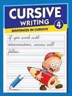 Cursive Writing 4: Sentences by Pegasus (Paperback)
