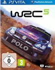 WRC 5 - FIA World Rally Championship (Sony PlayStation Vita, 2015, Keep Case)