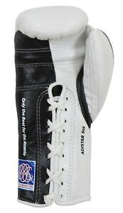 Adidas AdiStar Pro Fight Boxing Gloves