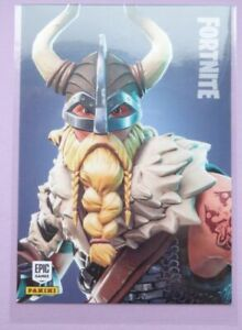 Trading Cards FORTNITE Serie 1: MAGNUS # 273, Legendary Outfit