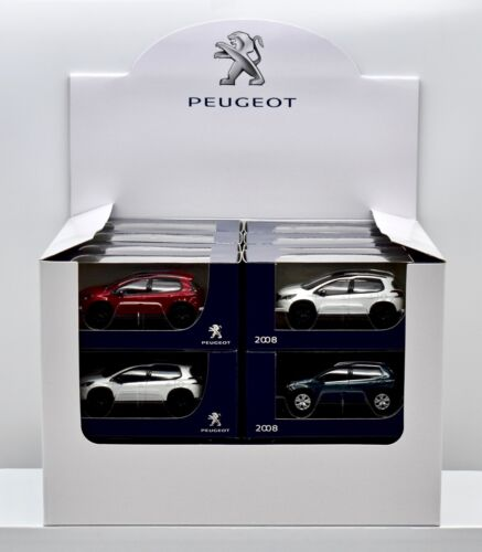 DISPLAY 24 PEUGEOT 2008 I PHASE 2 NOREV 3 INCHES 1//64