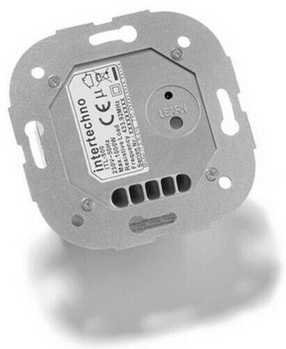 ITL-500 Funk-Jalousie-Schalter Jalousieschalter Rollladen Rohrmotor Intertechno | Günstige Bestellung