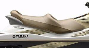 2008 Yamaha WaveRunner PWC New OEM Seat Cover VX Cruiser GOLD TAN | eBay