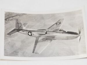 Convair-Consolidated-Vultee-XP-81-Fighter-Avion-Suministro-Foto