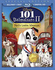 101 Dalmatians II: Patchs London Adventure (Blu-ray/DVD, 2015, 2-Disc Set, Special Edition)