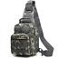 miniature 31 - Mens Backpack Molle Tactical Sling Chest Pack Shoulder Bag Outdoor Hiking Travel