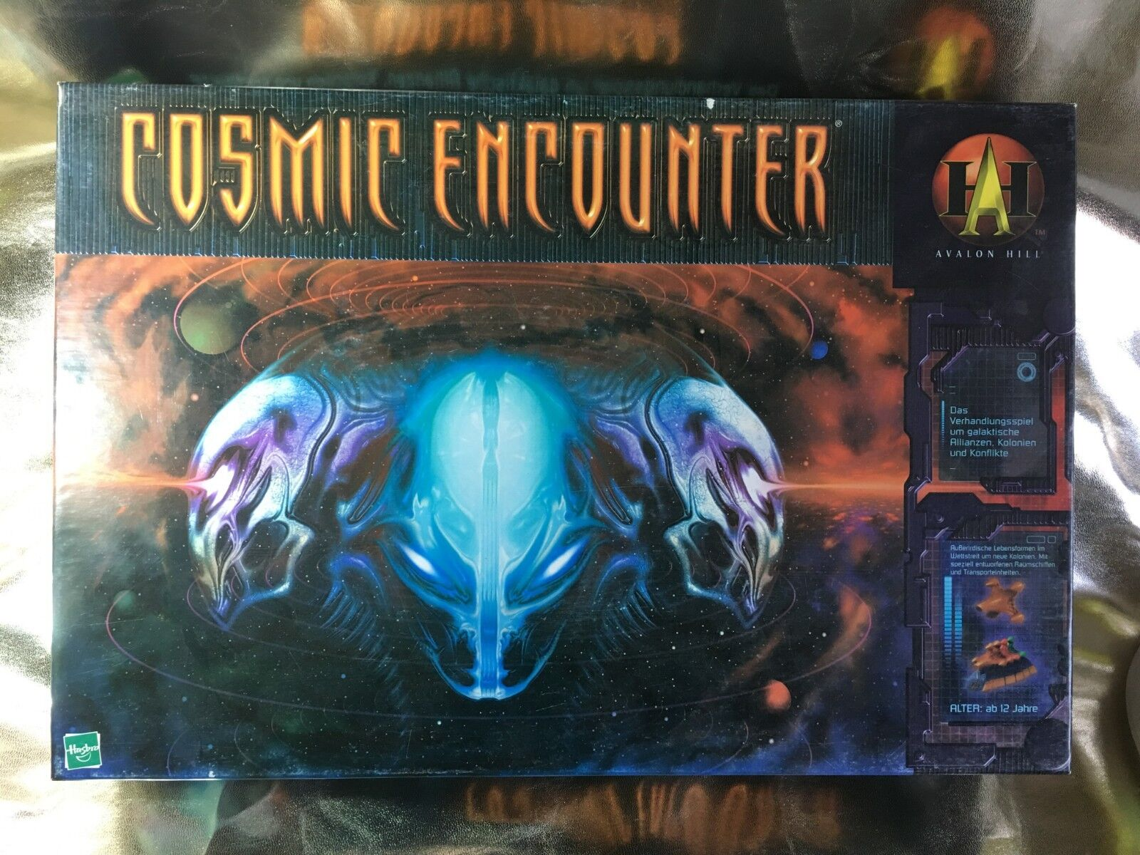 JUEGO DE MESA COSMIC ENCOUNTER DE AVALON HILL