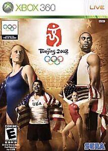 Beijing-2008-Xbox-360-Kids-Game-Olympic-Sports-Gymnastics-swimming-track-amp-field