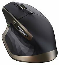 Logitech MX Master Wireless Bluetooth Rechargeable Laser Mouse 910-004337