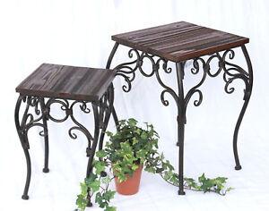 Tabouret-a-fleurs-hx12593-jardinieres-34-43cm-deco-COLONNE-table-d-039-appoint