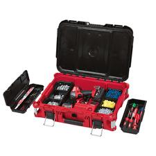 Milwaukee Packout 22 In Tool Box Modular Portable Storage Organizer Bin Tray