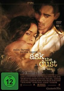 Ask THE DUST DVD NUOVO Collin Farrell/Salma Hayek/Donald Sutherland/+
