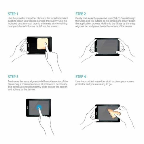 2017 Tempered Glass Screen Protector for Samsung SM-T380 T385 Galaxy Tab A 8.0