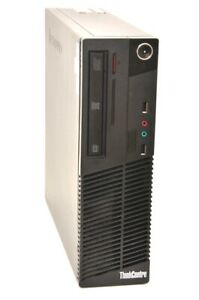 Ordinateur-PC-LENOVO-ThinkCentre-M72e-i5-3470-3-20GHz-4GB-250Go-Win10Pro-Grade-A