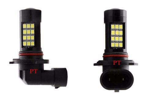 Combo 9006-HB4 9005-HB3 Samsung Chip LED 42 SMD White Headlight Bulbs Hi//Lo Beam