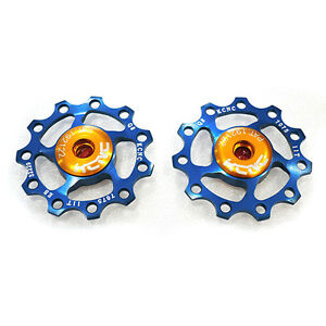 KCNC-Jockey-Wheels-AL7075-Rear-Derailleur-Pulley-11T-Blue