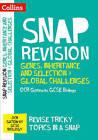 Genes, Inheritance and Selection & Global Challenges: OCR Gateway GCSE Biology (Collins Snap Revision) by Collins GCSE (Paperback, 2016)