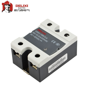 Creality-CR-10S-Pro-CR-X-Solid-State-Relay-Heated-Bed-Mosfet-Module-DELIXI-UK
