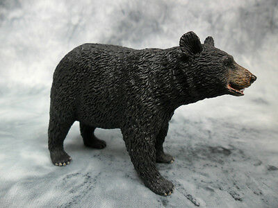 CollectA NIP * American Black Bear * Wildlife Series #88698 Model Toy Figurine