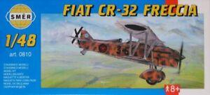 Fiat CR-32 Freccia (1/48 Kit Modello, Smer 0810)