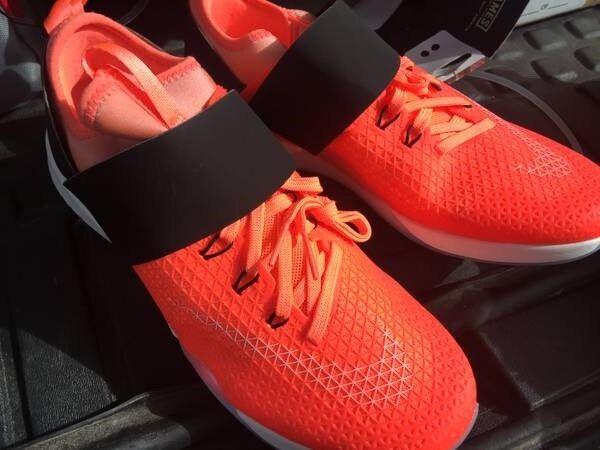 Nike Zoom Strong Orange Women's size 6