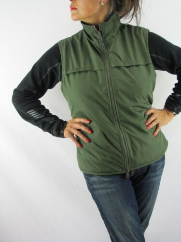 Catalina VTG Olive Green Smooth n Tan Fleece Rever