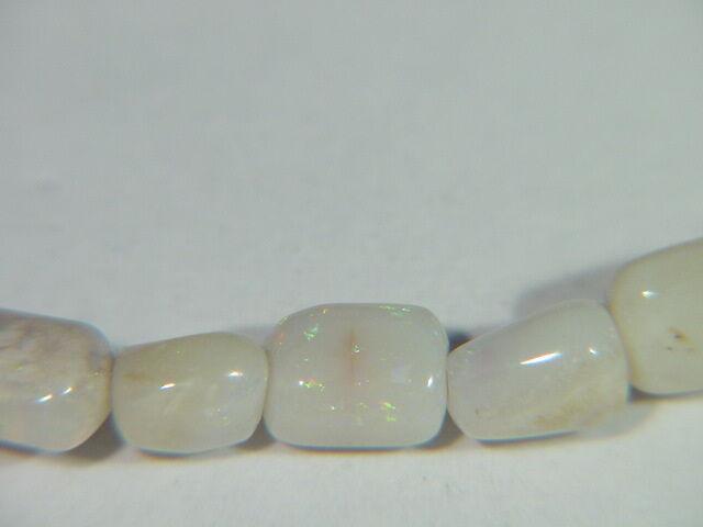 BUTW Australian opal potato beads 16  strand  5774B