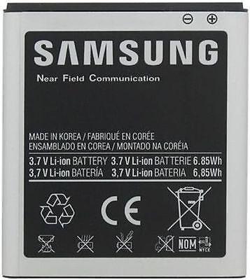 OEM Samsung EB-L1D7IBA EBL1D7IBA Cell Phone Battery Galaxy S II S2 LTE