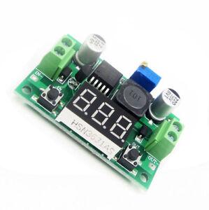 DC-DC-Buck-Step-Down-Converter-Voltage-Regulator-w-Led-Voltmeter-LM2596-ATF