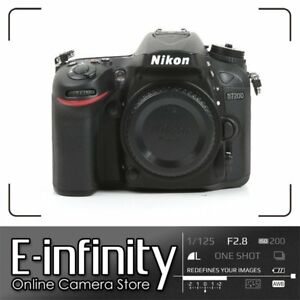 NUEVO-Nikon-D7200-SLR-Camaras-Digitales-24-2-MP-Kit-Box