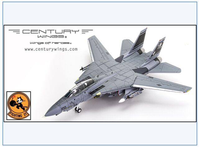 "USS Forrestal Calibre Wings 1:72 Grumman F-14A Tomcat /""Tomcatters/"" NEU 8//20/&"