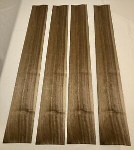 """36.5""""x 8.5"""" Hickory Wood Veneer 4 Sheets of  1//16th Thick 8.5 Sq Ft"""
