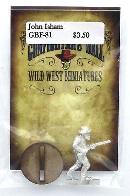 Gunfighter/'s Ball Knuckleduster GBF51 Arkansas Old West Gunslinger w// Shotgun