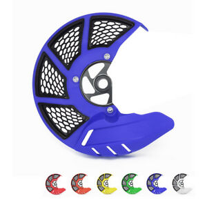 New-X-Brake-Front-Brake-Disc-Guard-Cover-For-Yamaha-YZ-YZF-WRF-125-250-450-06-17