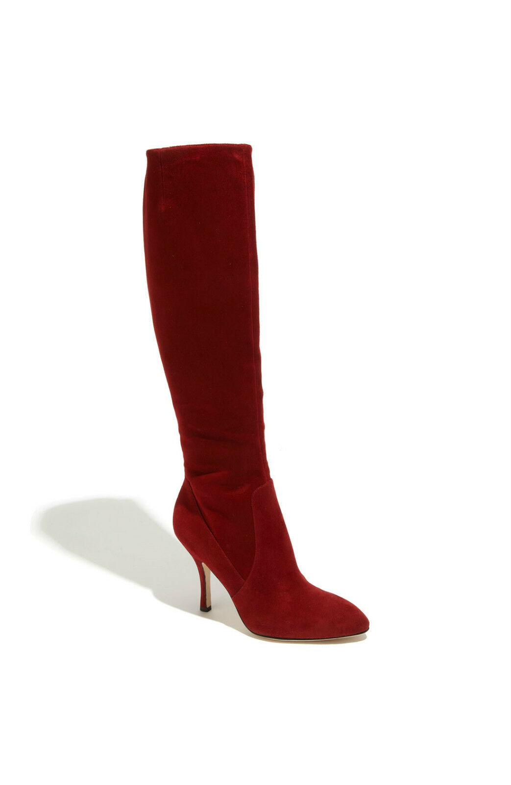 Via Spiga Piper Suede Knee High Boot Size 6