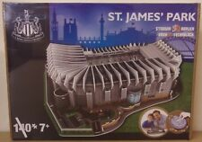 Newcastle United St James Park Stadium ~ 3D Jigsaw Puzzle ~ Official Licensed