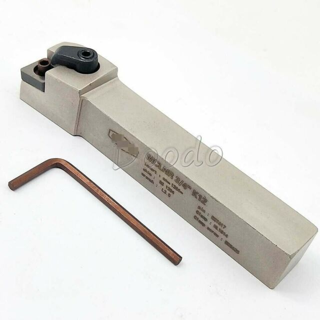Akuma MTJNL12-3B 3//4 LH External Tool Holder for TNMG33 Inserts